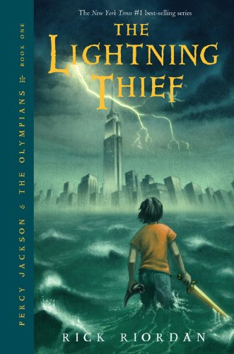 Book 1 of 6 in the Percy Jackson series. Start here!