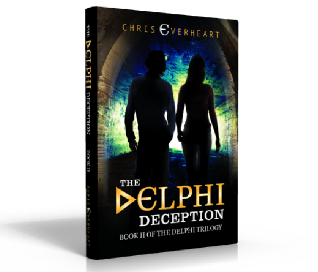 The Delphi Deception: Book II of The Delphi Trilogy is available now!
