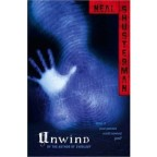 A teen can legally be taken apart in UNWIND by Neil Schusterman.