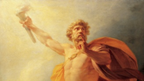 Prometheus stole fire for the Greeks 4,000 years ago. Archaeology is stealing it back.