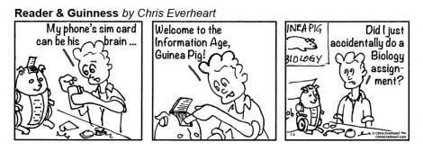 Reader & Guinness #4
